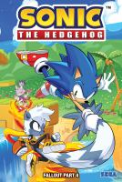 Cover image for Sonic the Hedgehog : fallout. Part 4
