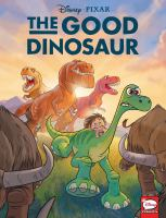 Cover image for The good dinosaur