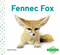 Cover image for Fennec fox