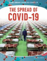 Cover image for The spread of COVID-19