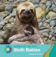 Cover image for Sloth babies