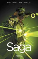 Cover image for Saga. Volume seven