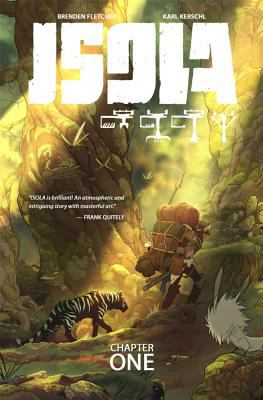 Cover image for Isola. Vol. 1