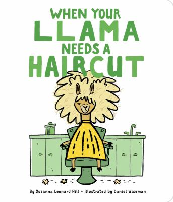 Cover image for When your llama needs a haircut