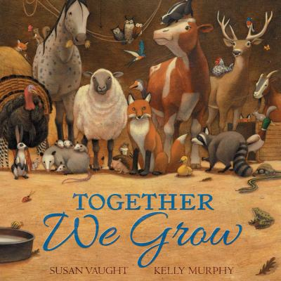 Cover image for Together we grow