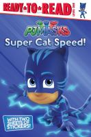 Cover image for Super cat speed!