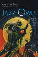 Cover image for Jazz owls : a novel of the Zoot Suit Riots