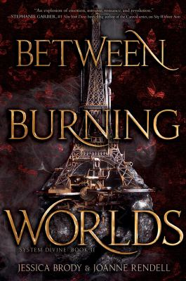 Cover image for Between burning worlds