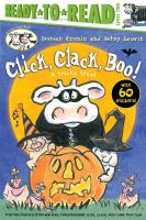 Cover image for Click, clack, boo! : a tricky treat