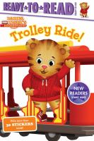 Cover image for Trolley ride!
