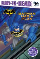 Cover image for Batman has a plan