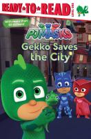 Cover image for Gekko saves the city