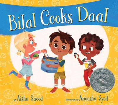 Cover image for Bilal cooks daal