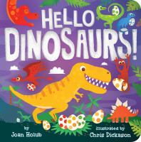 Cover image for Hello Dinosaurs!