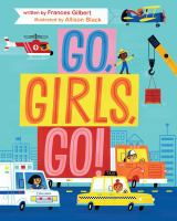Cover image for Go, girls, go!