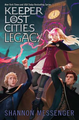 Cover image for Keeper of lost cities. Legacy
