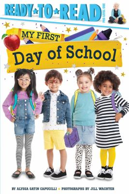 Cover image for My first day of school