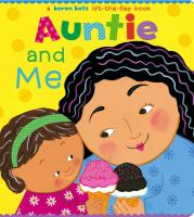 Cover image for Auntie and Me