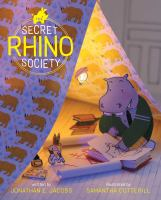 Cover image for The secret rhino society