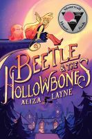 Cover image for Beetle & the Hollowbones