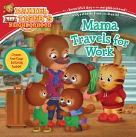 Cover image for Mama travels for work