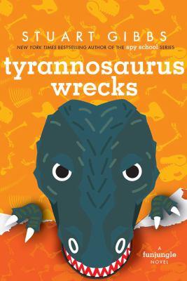 Cover image for Tyrannosaurus wrecks
