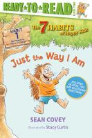 Cover image for Just the way I am