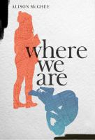 Cover image for Where we are