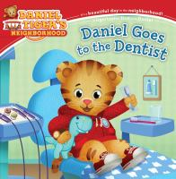 Cover image for Daniel goes to the dentist