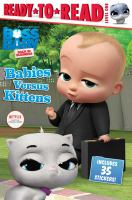 Cover image for Babies versus kittens
