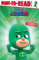 Cover image for Gekko takes charge
