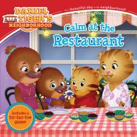 Cover image for Calm at the restaurant