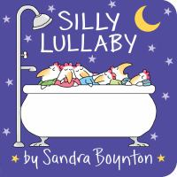 Cover image for Silly lullaby
