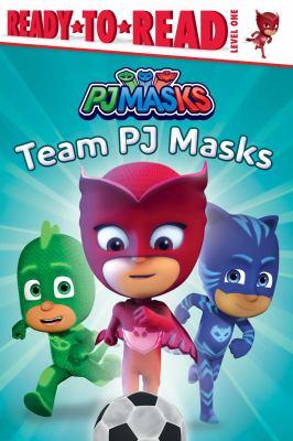 Cover image for Team PJ Masks