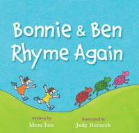Cover image for Bonnie & Ben rhyme again