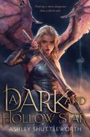 Cover image for A dark and hollow star