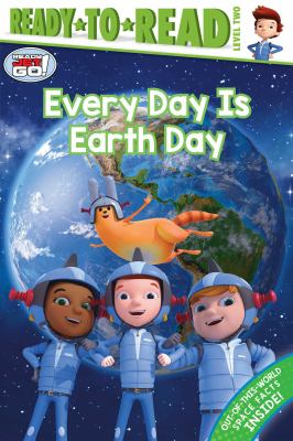 Cover image for Every day is Earth Day