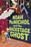 Cover image for Noah McNichol and the backstage ghost