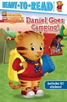 Cover image for Daniel goes camping!