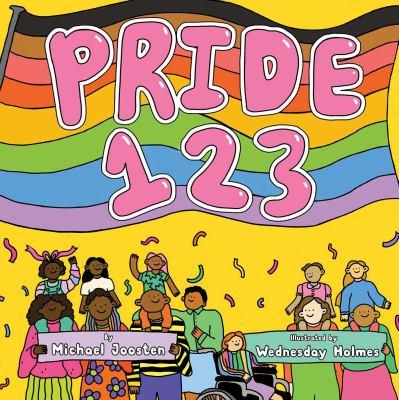 Cover image for Pride 1 2 3