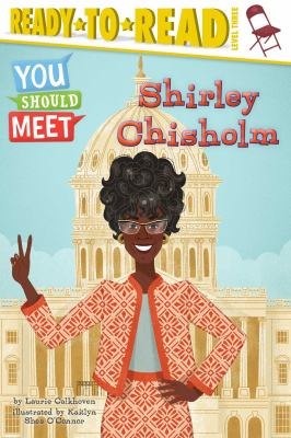 Cover image for Shirley Chisholm