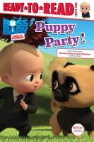 Cover image for Puppy party!