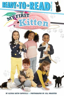 Cover image for My first kitten