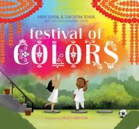 Cover image for Festival of colors