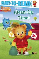 Cover image for Clean-up time!