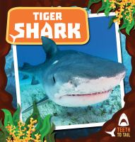 Cover image for Tiger shark
