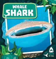 Cover image for Whale shark