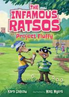 Cover image for The Infamous Ratsos : project fluffy
