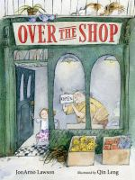 Cover image for Over the shop