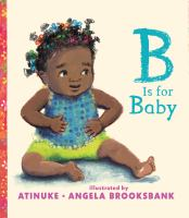 "Cover image for ""B"" is for baby"